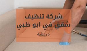شركة تنظيف شقق في ابو ظبي